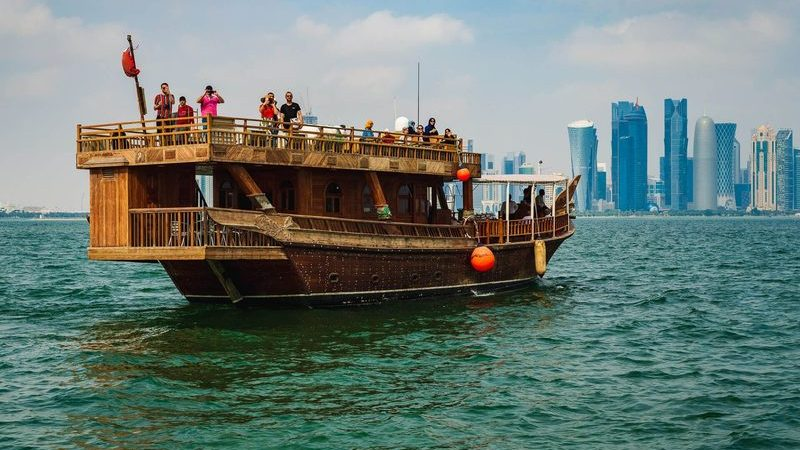 Enjoying Doha Tour with Some Traditional Activities